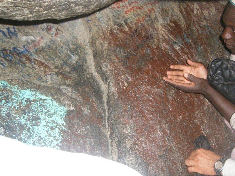 the meditation cave of prophet Mohamed.