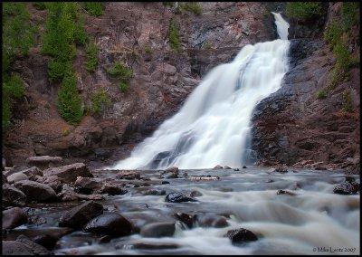 Caribou falls