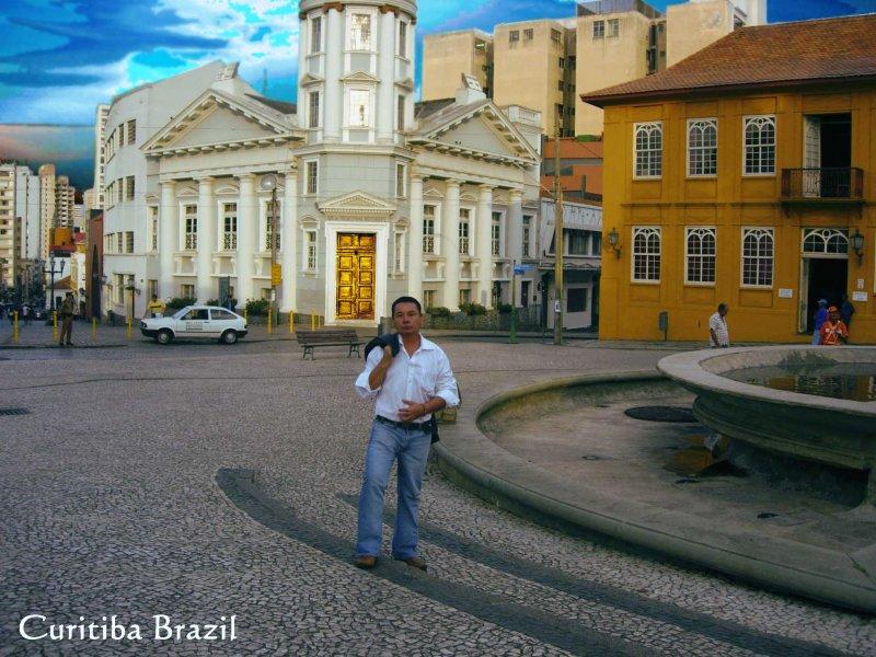 Curitiba,Brazil