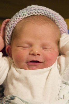 Lucy Jane Neel has arrived!