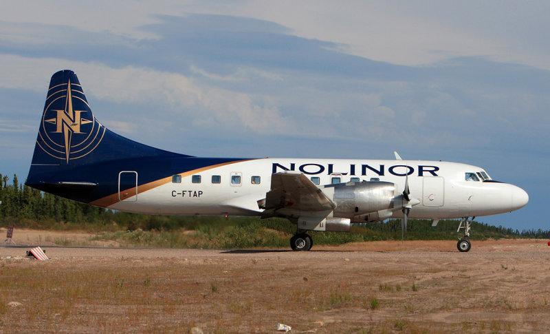 9013   Convair 580 C-FTAP