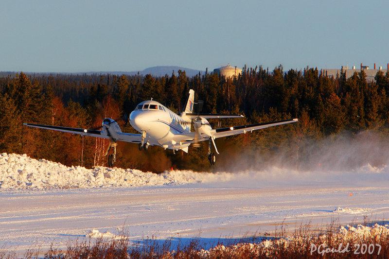 3508   BAe-31 C-FCPD