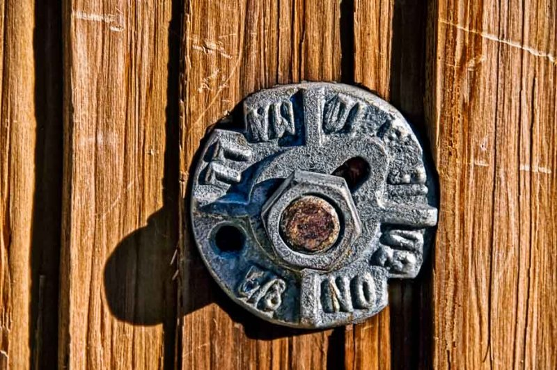 Sequoia gate
