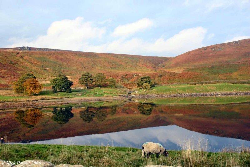 Embsay Reservoir North Yorkshire 1