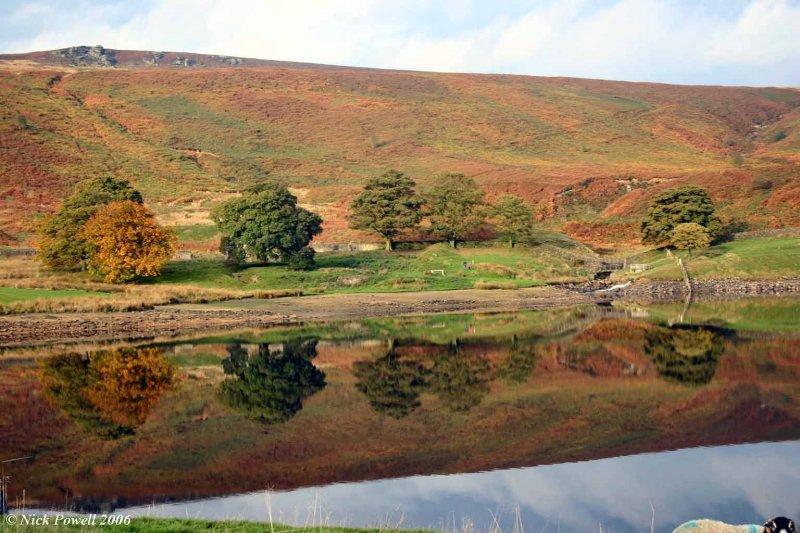 Embsay Reservoir North Yorkshire 2