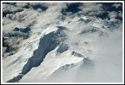 Cerro San Valentin - Highest in the Patagonian Andes