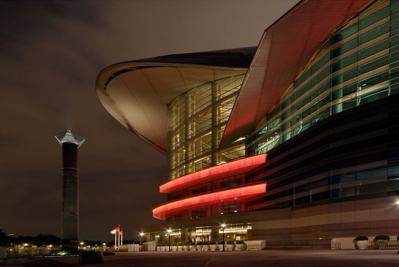 The Convention & Exhibition Center (1)