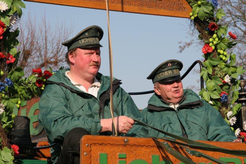 Beer Wagon Drivers