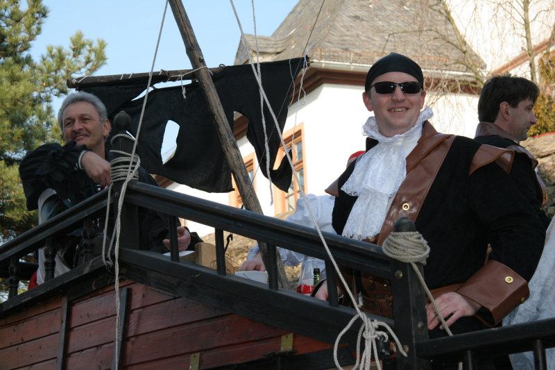 PirateFloat