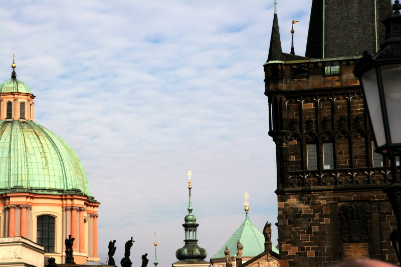 Turrets and Towers