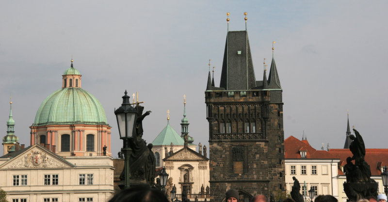 Turrets, Towers & Domes