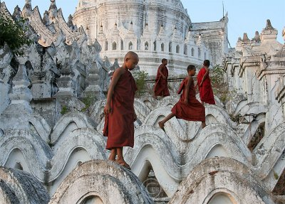 A Case Of Too Many Monks? (Dec 06)
