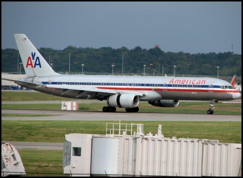American Airlines Boeing 757-200 (N601AN)