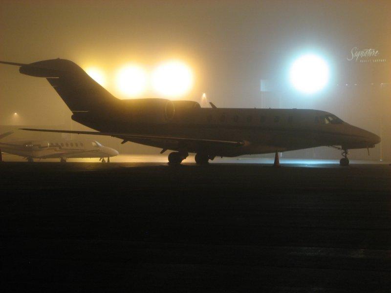 Signature Flight Services Ramp
