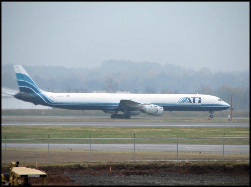 Air Transport International Douglas DC-8-73(F)  (N605AL)