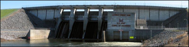 J. Percy Priest Dam