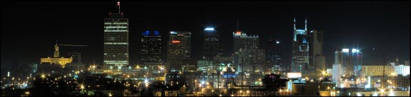 Nashville @ Night