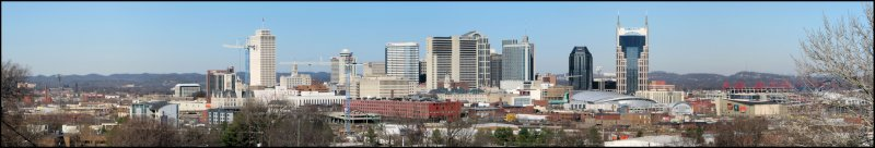 Downtowns changing skyline (December 06)