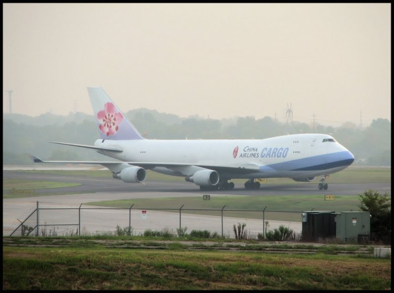 China Airlines Cargo Boeing 747-409F (B-18709)