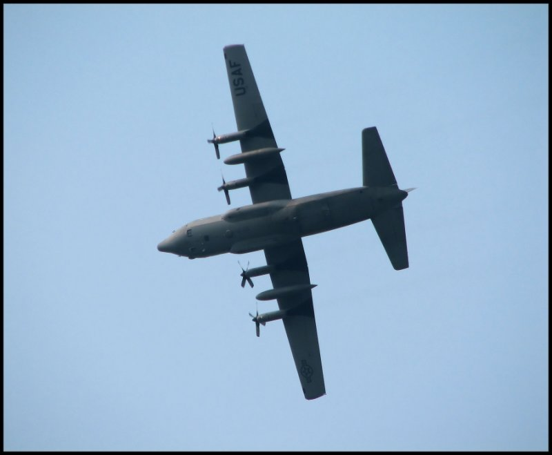 Tennessee Air National Guard C-130 Transport