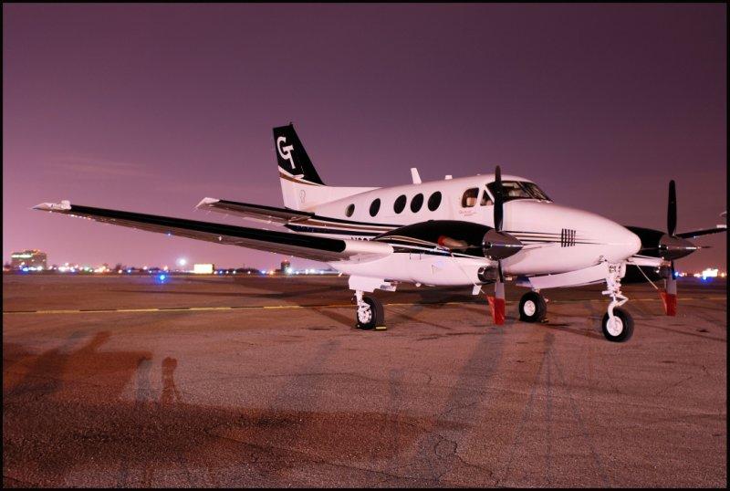 Raytheon Skyking-Beech 200