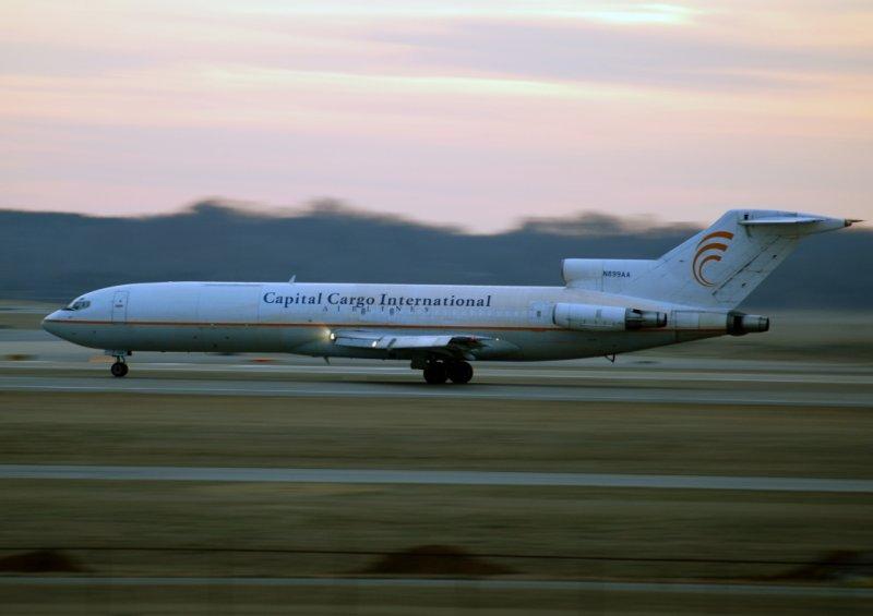 Capital Cargo International Airlines Boeing 727-223 Advanced (N899AA)