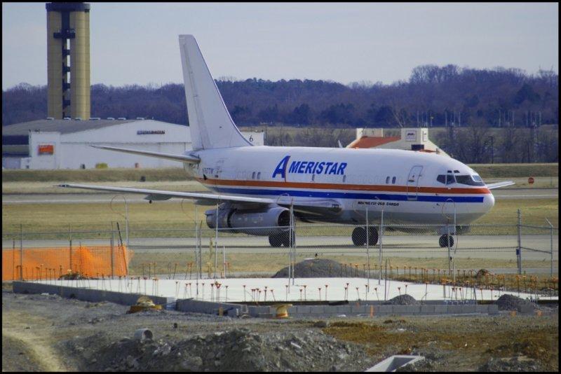 Ameristar Jet Charters Boeing 737-200 (N767TW)