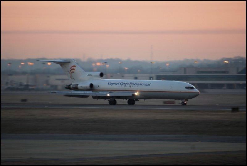 Capital Cargo Boeing 727-200  (N898AA)