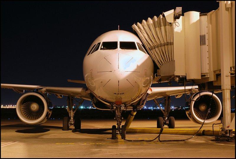 US Airways Airbus A319 (N746UW)
