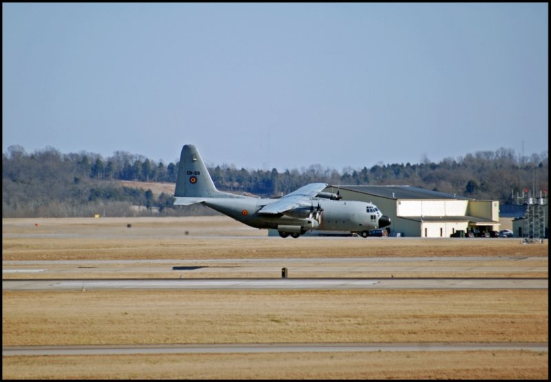 Belgium Air Force C-130 Transport (CH-09)