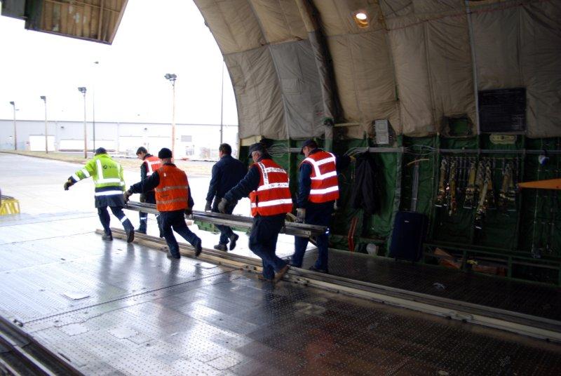 Antonov Crew Working