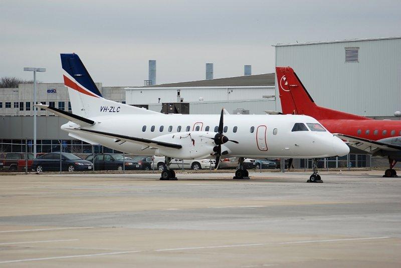 Regional Express (REX) Airlines Saab 340B (VH-ZLC)