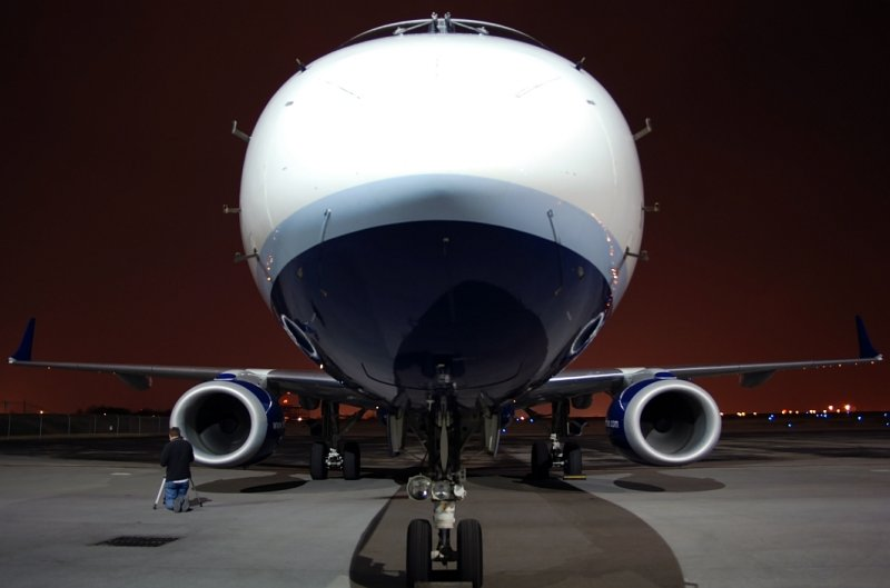 JetBlue Airways Embraer 190 (N192JB)