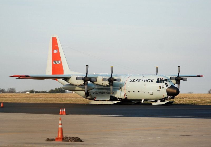 United States Air Force-National Science Foundation C-130 Hercules (73-3300)