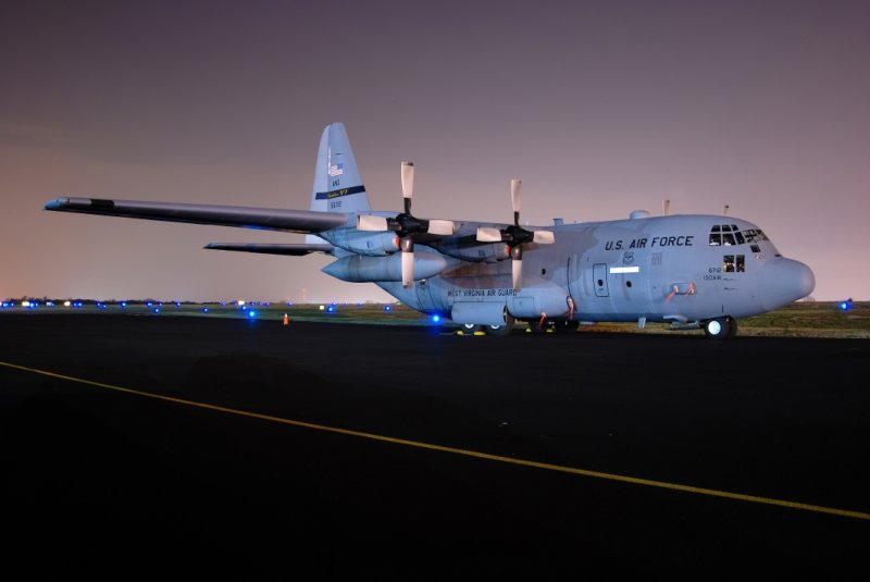 West Virginia Air National Guard (United States Air Force) C-130