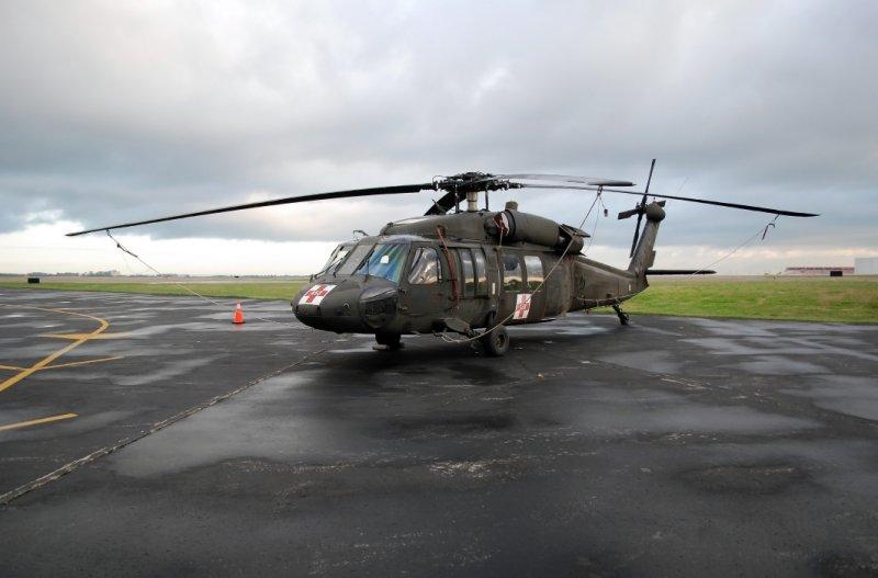 United States Air Force UH-60 Blackhawk