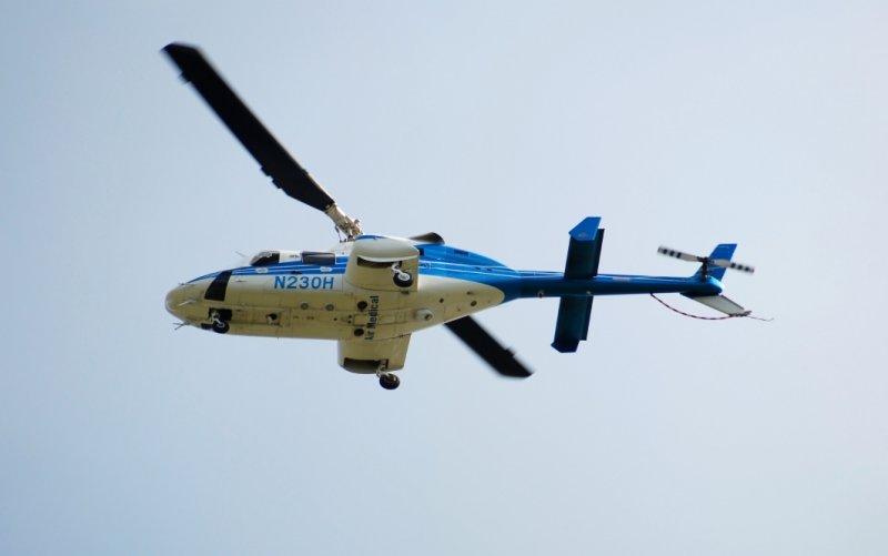 Air Medical Bell 230 (N230H)