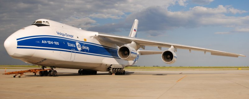 Volga Dnepr Airlines Antonov 124-100 Ruslan (RA-82045) **Panoramic**