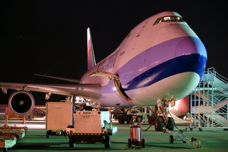 China Airlines Cargo Boeing 747-409F (B-18715)