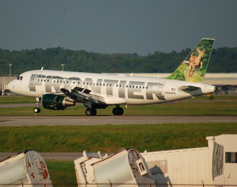 Frontier Airlines Airbus A319 (N926FR)