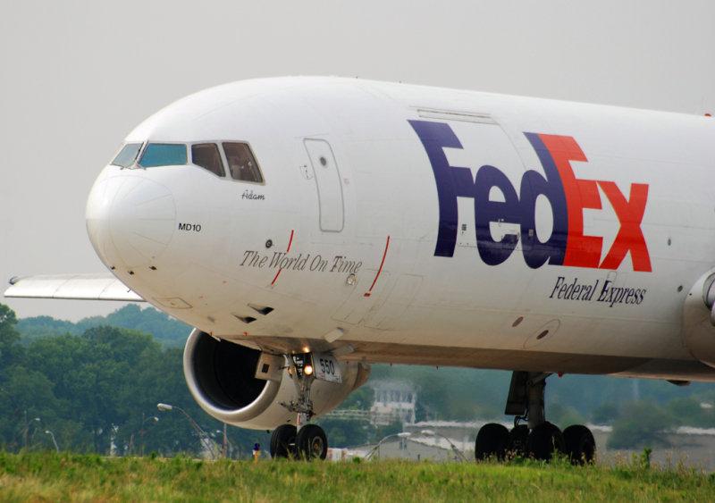 FedEx Express McDonnell Douglas MD-10F (N550FE)