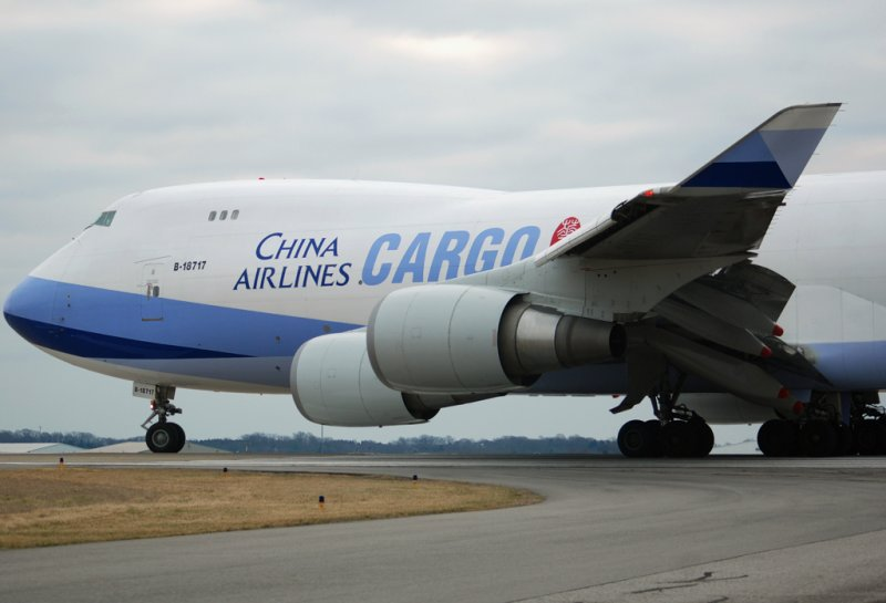 China Airlines Cargo Boeing 747-409F (B-18717)