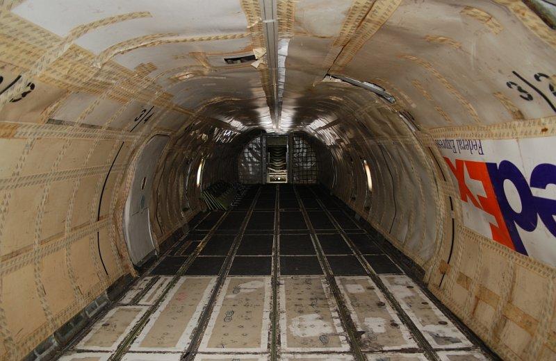 FedEx Express (MTSU Aerospace Program) Boeing 727-025C (N117FE)