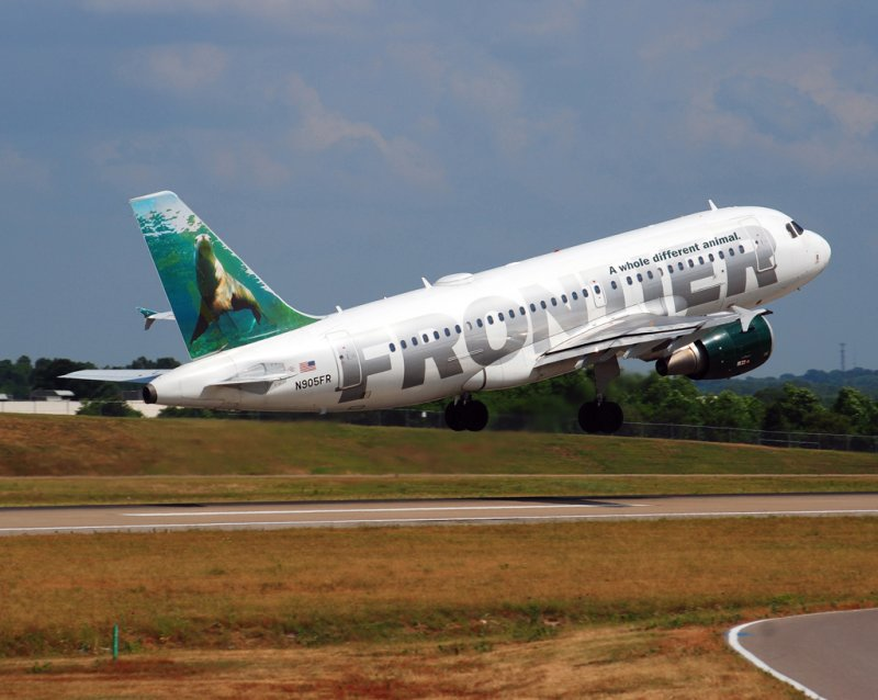 Frontier Airlines Airbus A319 (N905FR)
