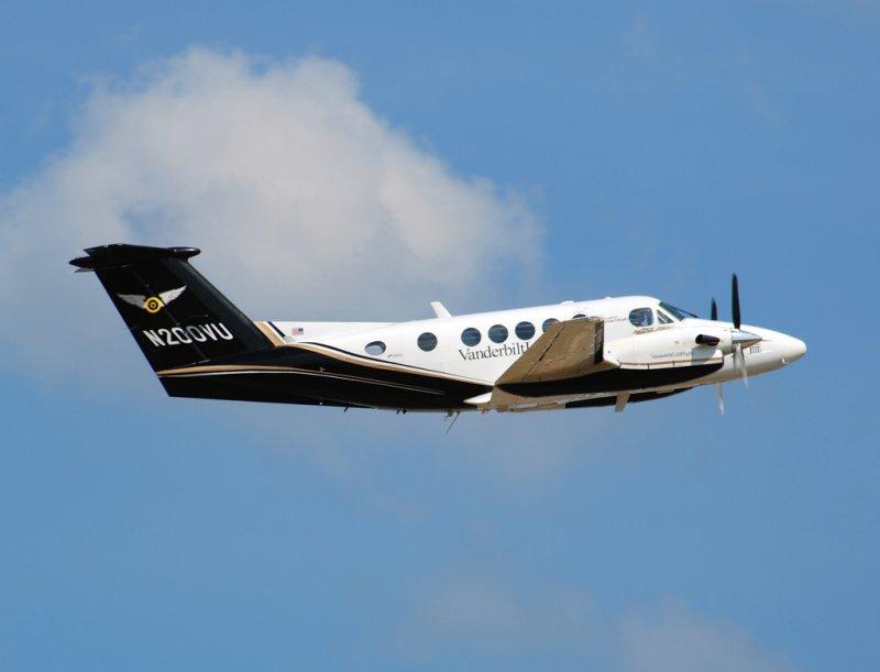 Vanderbilt Hospital LifeFlight King Air (N200VU)