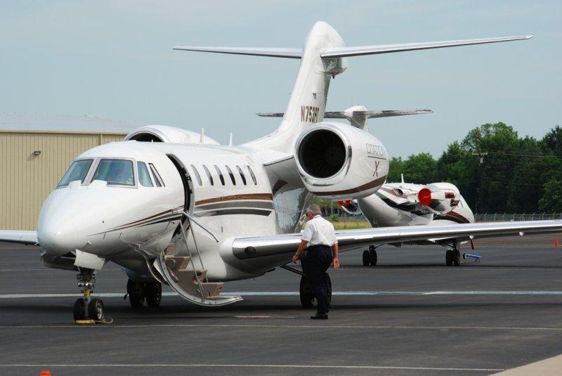 XOJet Inc. Cessna Citation X (N753PT)
