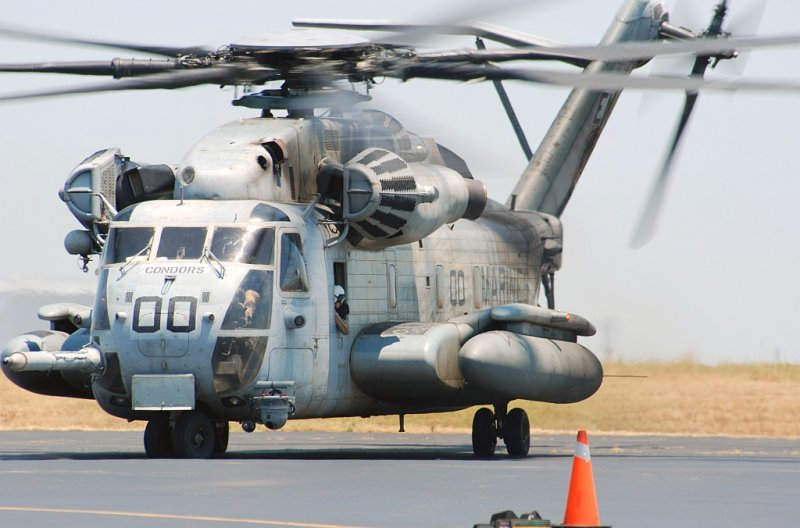 United States Marine Corp CH-53E Sikorsky Super Stallion