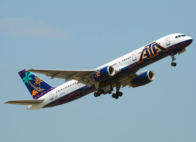 ATA Airlines Boeing 757-23N (N517AT)