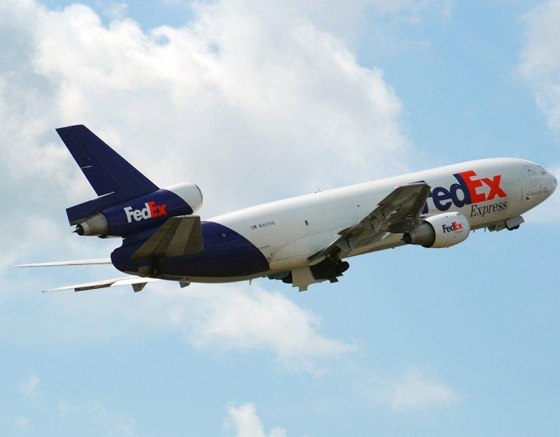 FedEx Express McDonnell Douglas MD-10-10F (N357FE)