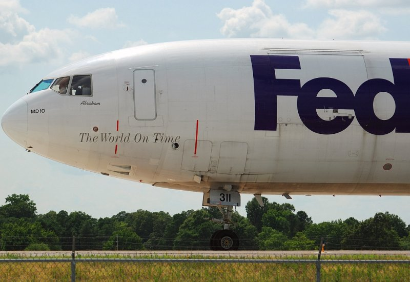 FedEx Express McDonnell Douglas MD-10-30F (N311FE)